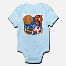 All Star Sports Infant Bodysuit