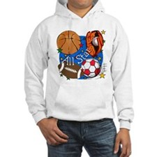 All Star Sports Hoodie