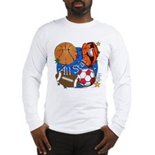 All Star Sports Long Sleeve T-Shirt