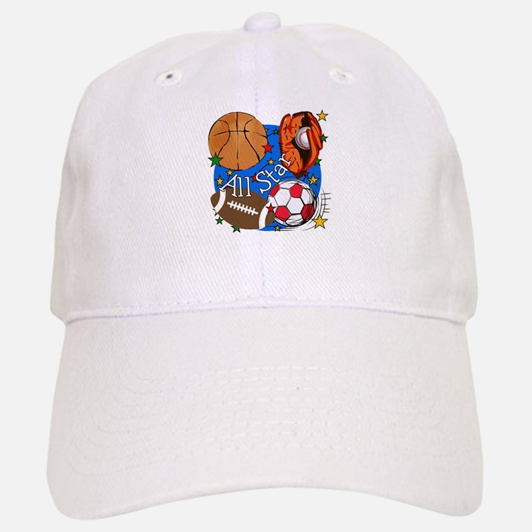 All Star Sports Baseball Baseball Cap
