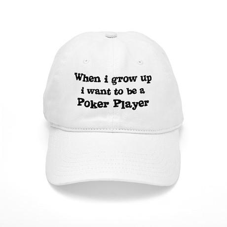 Be A Poker Player Cap