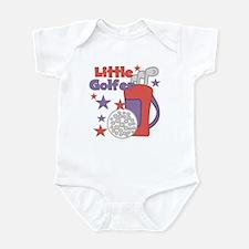 Little Golfer Infant Bodysuit
