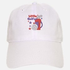 Little Golfer Baseball Baseball Cap