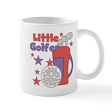 Little Golfer Small Mug