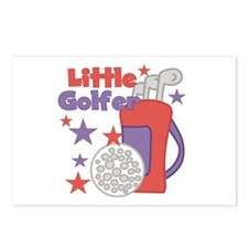 Little Golfer Postcards (Package of 8)