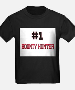 Number 1 BOUNTY HUNTER T