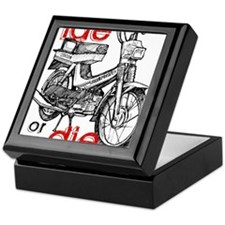 ride or die Keepsake Box