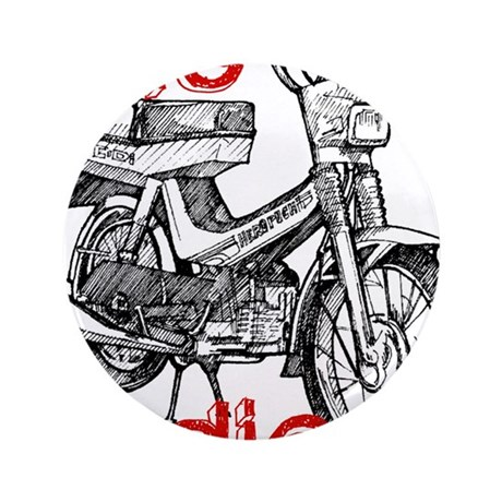 """ride or die 3.5"""" Button (100 pack)"""