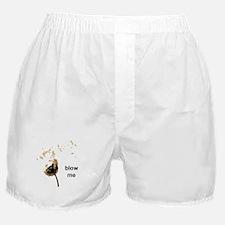Blow Me Boxer Shorts