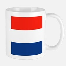 Dutch Flag Mug