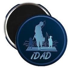 iDAD Framed Magnet
