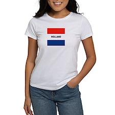 Holland Flag Tee