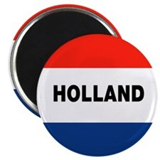 Holland Flag Magnet