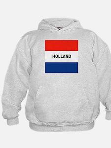 Holland Flag Hoodie