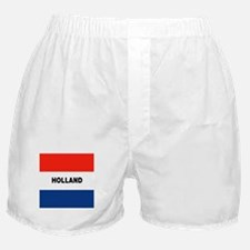 Holland Flag Boxer Shorts