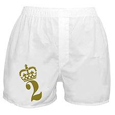 2nd Birthday Boxer Shorts
