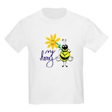 Unique Bee happy T-Shirt