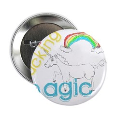 "Pure Magic yo! 2.25"" Button (10 pack)"