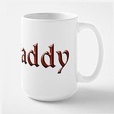 BDSM Daddy Large Mug