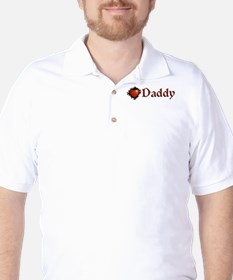 BDSM Daddy Golf Shirt
