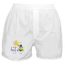 Bee My Honey Boxer Shorts