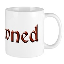 BDSM owned Mug