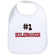 Number 1 BOILERMAKER Bib