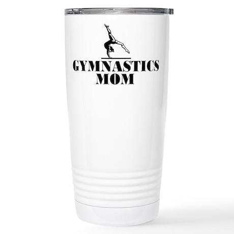 Gymnastics MOM Stainless Steel Travel Mug