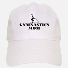 Gymnastics MOM Baseball Baseball Cap