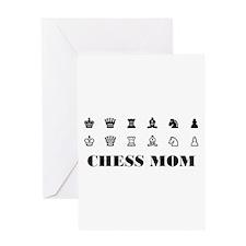 Chess MOM Greeting Card