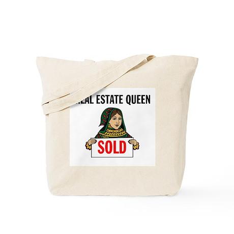 SALES QUEEN Tote Bag