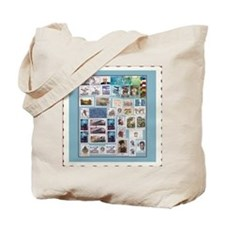 Philatelist Tote Bag