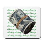 I am Financially Free! Mousepad