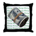I am Financially Free! Throw Pillow