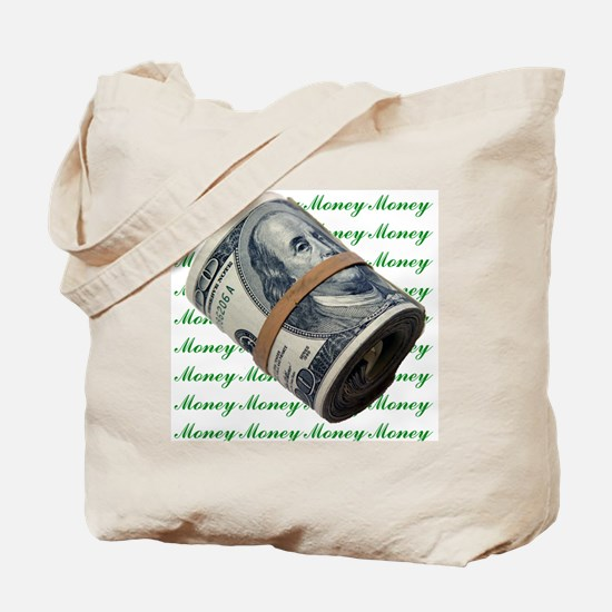 I will always Pay Myself first! Tote Bag