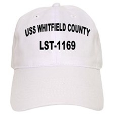 USS WHITFIELD COUNTY Cap