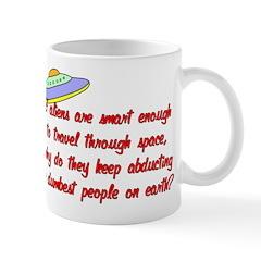 Smart Aliens Mug