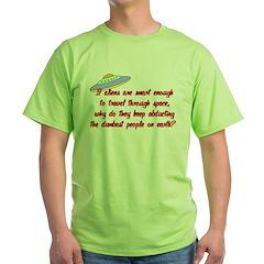 Smart Aliens T-Shirt