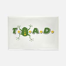 T.O.A.D. Rectangle Magnet