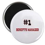 Number 1 BENEFITS MANAGER Magnet