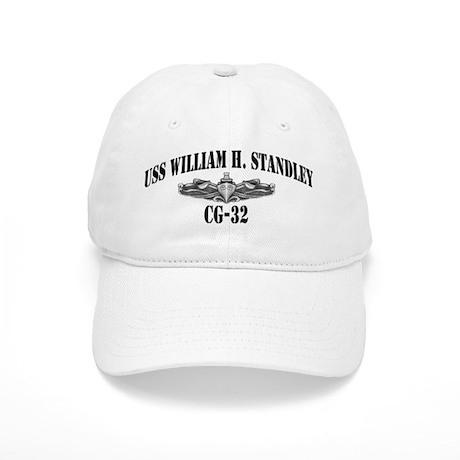 USS WILLIAM H. STANDLEY Cap