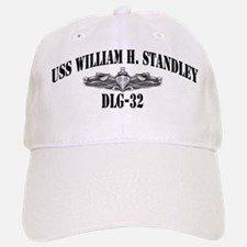 USS WILLIAM H. STANDLEY Baseball Baseball Cap