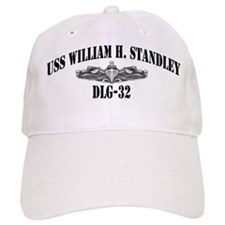 USS WILLIAM H. STANDLEY Baseball Cap