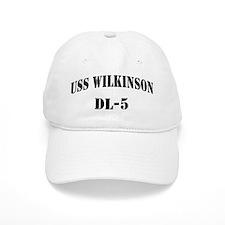 USS WILKINSON Hat