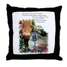 Belgian Tervuren Art Throw Pillow