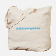 Grungy Transgendered Tote Bag