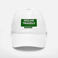 REAL PEOPLE - HOGJAW TWADDLE Baseball Baseball Cap