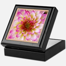 Crazy Love Dahlia Keepsake Box