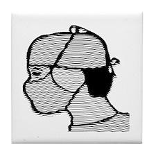 Surgeon.001 Tile Coaster