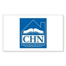 CHN Rectangle Decal